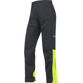 GORE WEAR C3 Gore-Tex Active Pants Men black/neon yellow